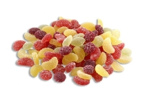 Fruttini-Mix ohne Gelatine