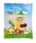 Frutti-Worms ohne Gelatine