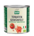Tomaten gewürfelt