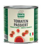 Tomaten passiert