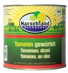 Tomaten gewürfelt GV