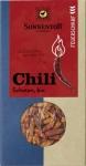 Chili ganze Schoten