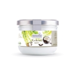 Kokosöl nativ Glas