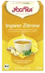 Yogi-Ingwer Zitrone