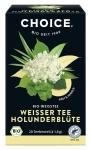 CHOICE Weißer Tee Holunderblüt