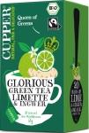 CUPPER Grüner Limette & Ingwer