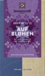 Aufblühen Tee Happiness is