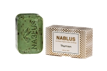 Nablus Soap Natürliche Olivenseife Thymian