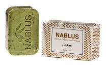 Nablus Soap Natürliche Olivenseife Salbei