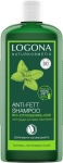 Anti-Fett Shampoo Zitronenmel.
