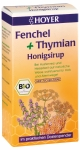 Fenchel & Thymian Honigsirup