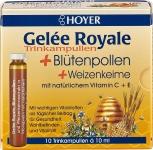 Geleé Royale+Blütenpollen