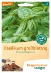 Basilikum Saatscheibe      F-B