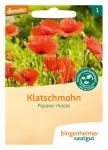 Blumen Klatschmohn         W-A