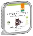 Katze Paté mit Huhn
