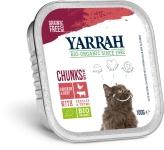 Katzenbröckchen Rind in Soße