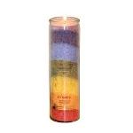 Palmwachs-Kerze Multicolor
