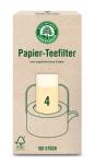 Papier-Teefilter Gr. 4 groß