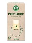 Papier-Teefilter Gr. 2 klein