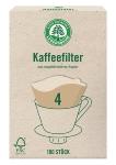 Papier-Kaffeefilter Gr.4
